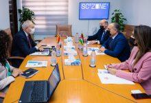 صورة اقتصادية قناة السويس تستقبل سفير المملكة الأردنية لبحث مجالات التعاون بين البلدين