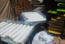 صورة ضبط وإعدام 27 طنا من حلوى المولد النبوى وأغذية متنوعة غير صالحة للاستهلاك