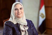 صورة بالفيديو…وزيرة التضامن